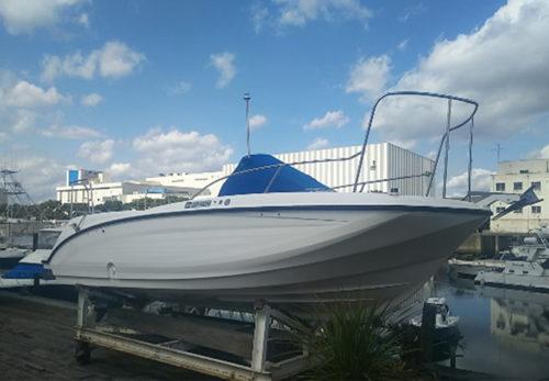 ヤマハ SR-X(20F)中古美艇    *売約済み*